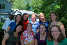 2010 Associate Missionaries of the Assumption Volunteers
