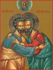 Sts. Andrew and Peter