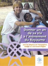 Antony Juton, a young Frenchman living and working with an Assumptionist community in Madagascar