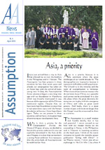 AA News - April 2012
