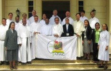 Fr. Bernard Holzer was elected President of the Asia Pacific Augustinian Conference (APAC)