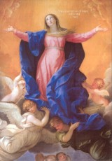 The Assumption of Blessed Virgin Mary