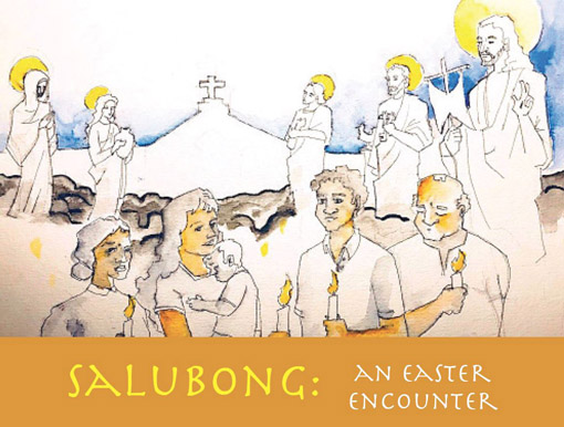 SALUBONG: An Easter Encounter by Bro. Blair Nuyda, A.A.