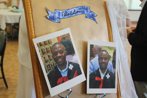 FINAL VOWS OF BROS. PACIFIQUE AND SADIKI ON JULY 22nd IN QUEBEC