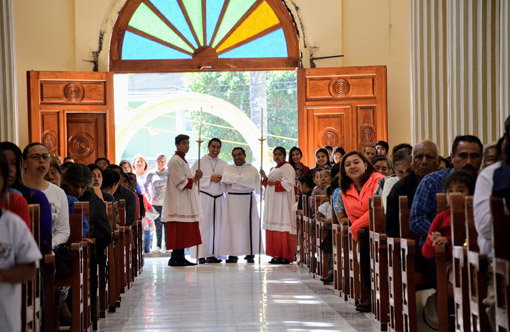 FINAL PROFESSION OF BROTHERS MARCIANO LOPEZ SOLIS AND RODEL CERVANTES SAPALO