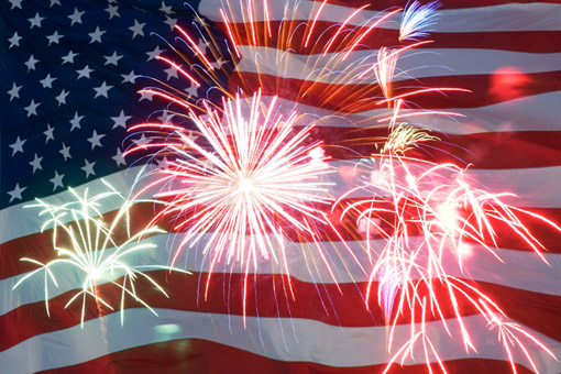 Happy 4th of July! God Bless America!