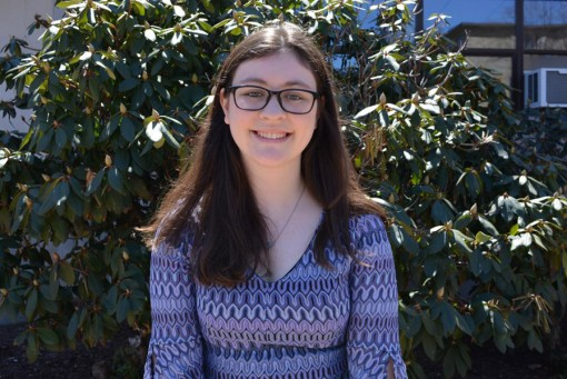 Jessica Ferronetti '18 Awarded Distinguished Fulbright Grant