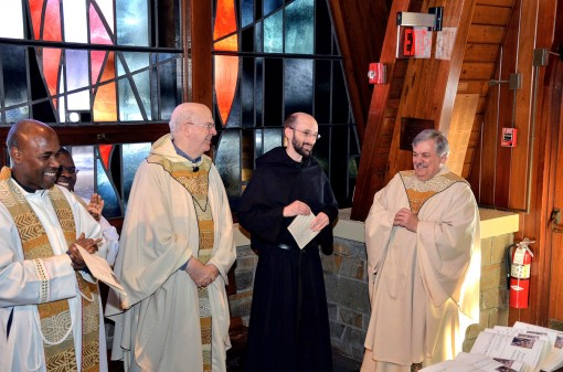 On January 6th, 2018, Bro. Ryan Carlsen, A.A. professed his final vows as an Augustinian of the Assumption.