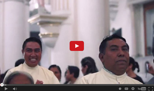 Ordination to Diaconate of Bro. Marciano Lopez Solis, A.A. and Rodel Cervantes Sapalo, A.A.
